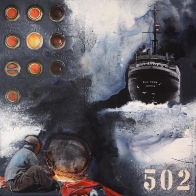 43-Welder 502